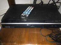 Toshiba DVD player
