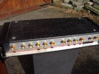 H_H ELECTRONIC MODEL IC100.L HEAD AMP ALL POWERS UP ONLY £80 FOR QUICK SALE