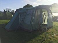 Attwoolls frampton 6 berth tent