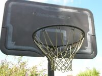 BASKET BALL SYSTEM FOR SALE