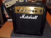 Marshall 10w Amp