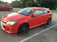 ASTRA VXR 2.0 TURBO FLAME RED