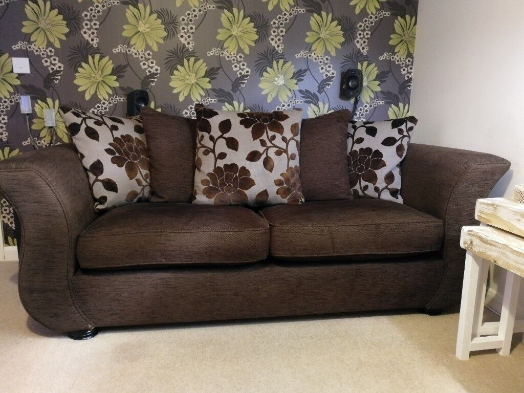 DFS Joelle 3 seater & 2 seater sofa | in Street, Somerset | Gumtree