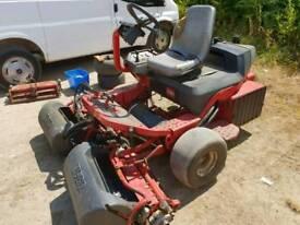 Toro Greensmaster 3250d gang mower