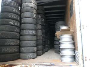 Seasonal tire sale
