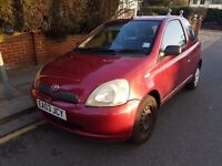 Immaculate Toyota Yaris excellent drive