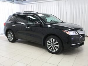 2016 Acura MDX GREAT VALUE LUXURY SUV WITH GREAT FEATURES!!