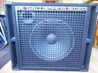 Gallien Krueger 115rbh bass cabinet