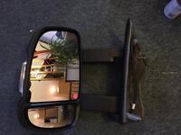 Fiat Ducato Wing Mirror Left Side Long Arm