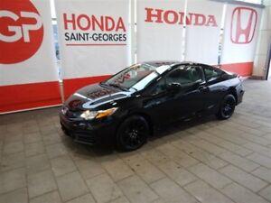 2014 Honda Civic ÉDITION LX 2 PORTES SEULEMENT 25000 KM !!