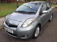 ***SORRY SOLD***2009 TOYOTA YARIS VVTI SR (6 SPEED GEARBOX) 1.3 PETROL ONE OWNER FORM NEW
