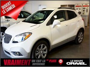 2016 Buick Encore Leather AWD NAVIGATION