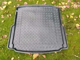 Skoda Octavia Saloon Boot Liner 2013 and later