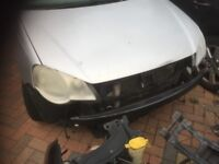 56 VW POLO 1.2 PETROL MANUAL THIS CARS FOR PARTS FOR ANY PARTS CALL ON