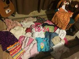 18 - 24 months girls clothes