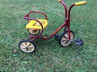 Vintage Raleigh kids tricycle