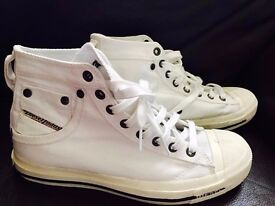 Unisex Shoes DIESEL trainers genuine size 5 NEW worth £85