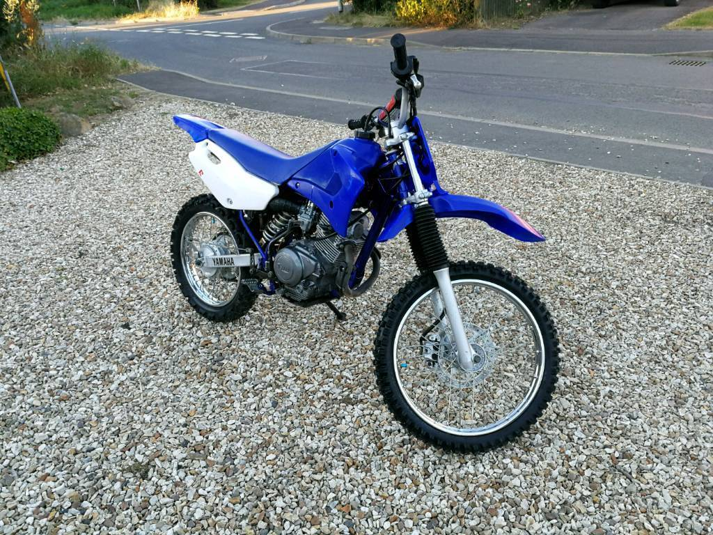 Yamaha Ttr 125 2007 Dirt Bike In Newark Nottinghamshire Gumtree