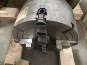 12 DIN 11, 4 Jaw Steel Chuck Canada Preview