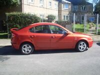 PROTON GEN-2 - 1.6 - GLS - 55 PLATE - 2006 - ORANGE - SERVICE HISTORY - MOT SEPTEMBER 2018