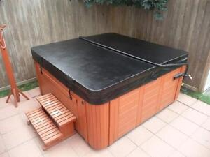 Hot Tub Cover Sale - FREE Shipping on Now! Hot Tub Cover Lifters, Filters, Chemicals