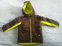 Mothercare boys coat for 6-7 year old