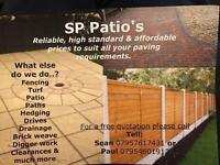 Property maintenance by SP Patios