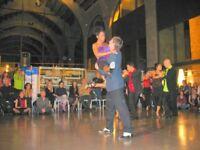 SALSA DANCE CUBAN STYLE. 1 TO 1 CLASS. FRIDAY/SATURDAY