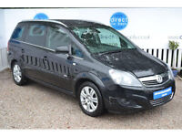 VAUXHALL ZAFIRA Can't get car fiannce? Bad credit, unemployed? We can help!