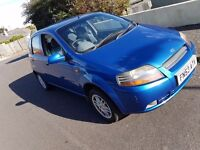 **updated ad** Daewoo kalos great little car very economical and cheap tax and insurance