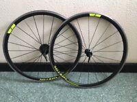 Syncross wheelset