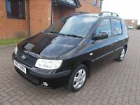 HYUNDAI MATRIX 1.6 ATLANTIC (57) SERVICE HISTORY, HPI CLEAR,
