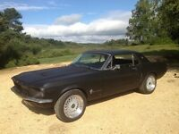 1967 Ford Mustang Coupe 6cl 3.3l auto