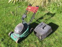 Qualcast Quadtrak30 electric lawn mower