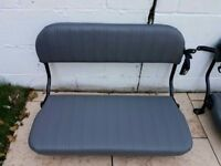 Toyota Land Cruiser Seats