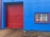 1,142 sqft Storage Unit to Let in Highfield Industrial Estate Ferndale for £165 plus VAT per week