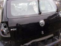 VW FOX TAILGATE, 2006-12