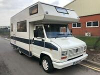 1989 4 Berth Talbot Express Autotrail Chinook 2.0 petrol Motorhome caravan