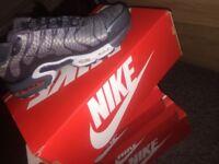 Grey Nike Tn Air