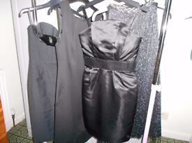 COCKTAIL/PARTY DRESSES 4 ALL size8 LAURA ASHLEY ETC