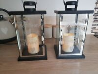 Battery powered candles