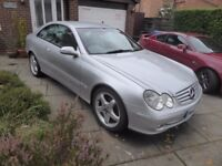 *LPG*LPG*LPG* Mercedes-Benz CLK 2.6 CLK240 Elegance-12 Months MOT-Owned since 2009