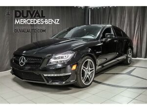 2014 Mercedes-Benz CLS-Class CLS63 AMG-S 4MATIC / V8 BI-TURBO 57