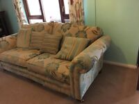 sofa and chair (furniture factory shop)