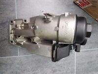 Oil filter housing from a ford st225 2007
