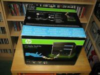 HP Media Vault Pro NAS Network Hard Drive Media / Printer Server 1TB Ex Cond. PWO Bargain £75 ovno