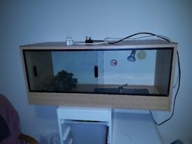 3ft Vivarium for sale
