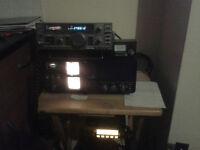 kenwood ts-140s yaesu ft1802 realictic dx 200