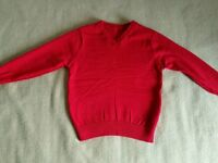 Never worn school jumper for 5-6 years old