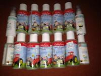 Child's farm products each £2